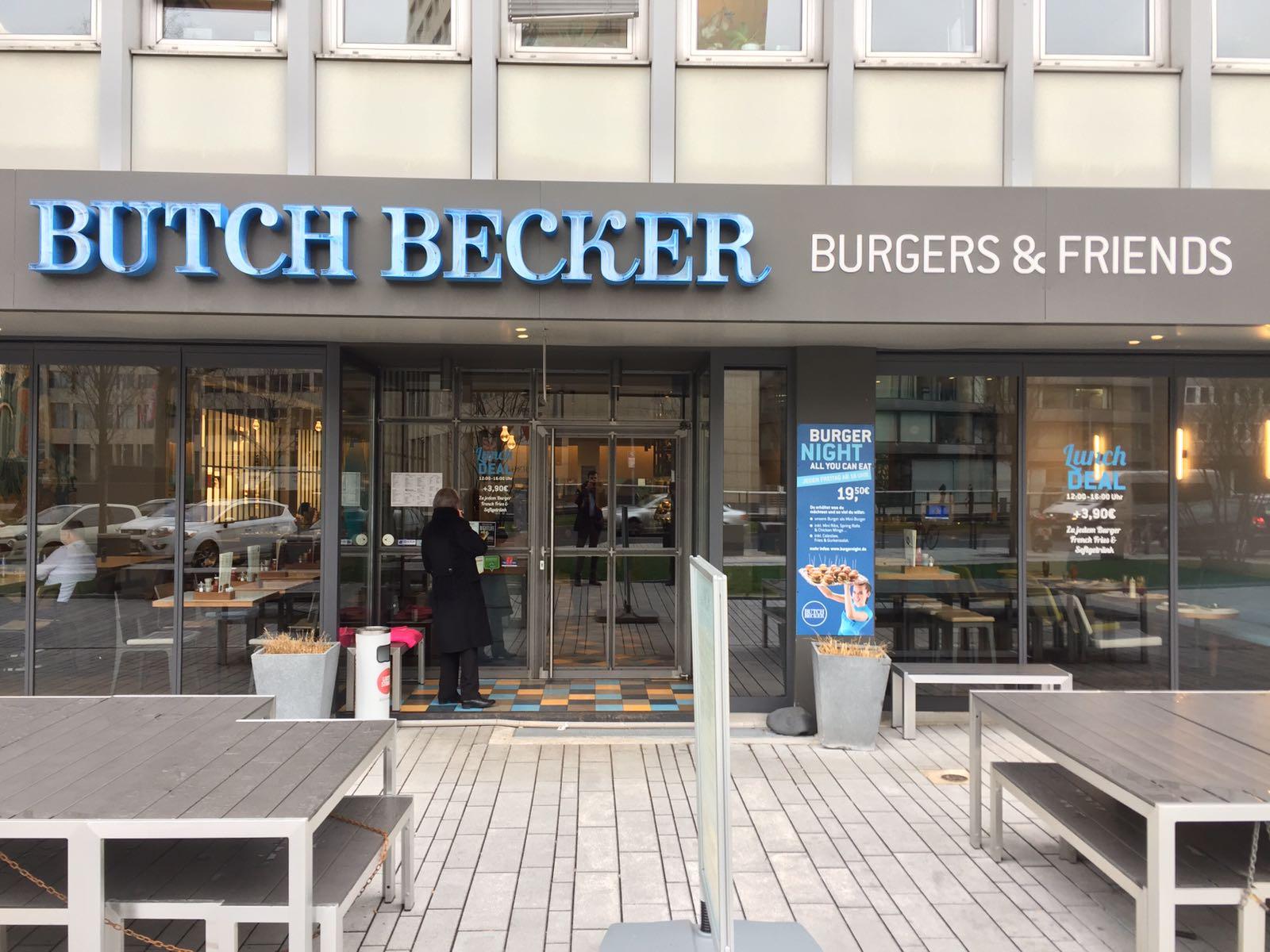 butch becker essen in d sseldorf. Black Bedroom Furniture Sets. Home Design Ideas
