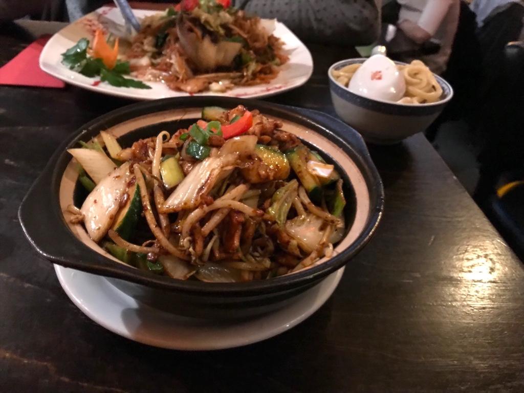 Böser Chinese - Essen in Düsseldorf